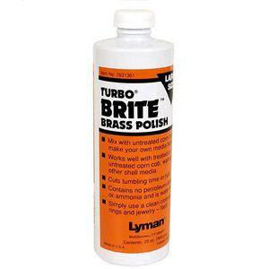Lyman Turbo Brite Case Cleaner 20 Ounce Bottle 7631361