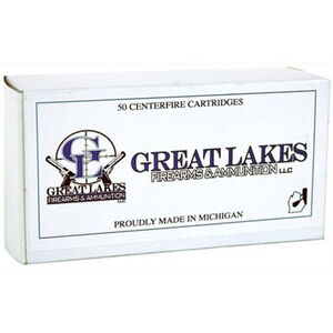 Great Lakes .41 Rem Mag 215 Grain Poly SWC 50 Round Box