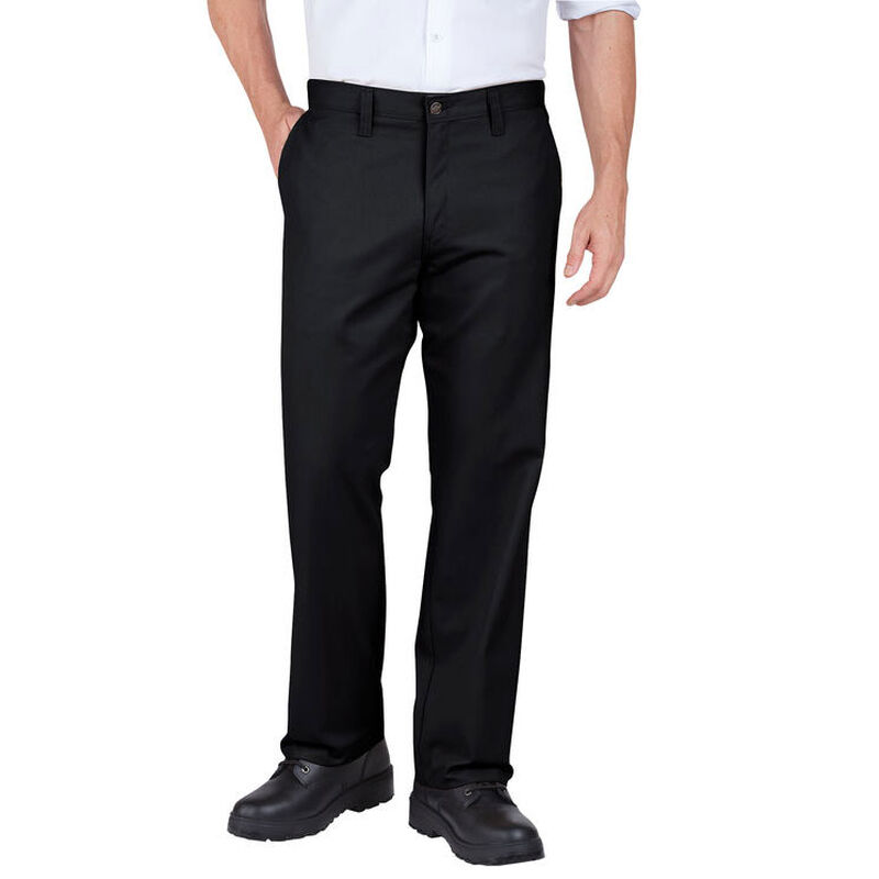 Dickies Men's Industrial Relaxed Fit Straight Leg Multi-Use Pocket Pants 32x32 Black