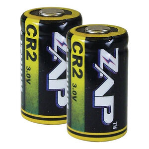 ZAP Lithium CR2 Batteries 3 Pack