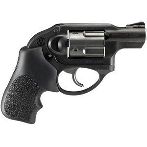 """Ruger LCR .357 Mag Revolver 1.87"""" Barrel 5 Rounds Hogue Grip Black 5450"""