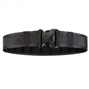 "Bianchi 7225 ErgoTek Duty Belt 32-34"" Waist 2.25"" Wide Quick Release Buckle Nylon Black 22407"