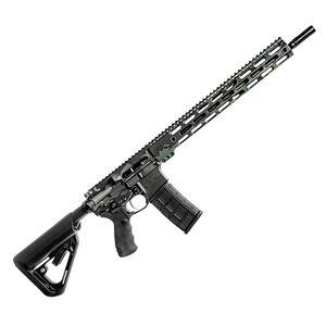 """BCI SQS15 Professional AR-15 5.56 NATO Semi Auto Rifle, 16"""" Barrel 30 Rounds, Multicam"""