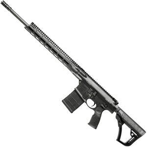 "Daniel Defense DD5v5 6.5 Creedmoor AR Style Semi Auto Rifle 20"" Barrel 20 Rounds 15"" M-LOK Handguard Collapsible Stock Black"