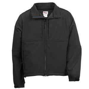 Elbeco Shield Performance Soft Shell Jacket 2XL Regular Polyester Spandex Midnight Navy