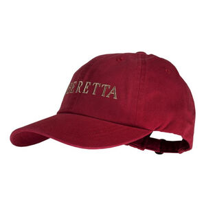 Beretta Cotton Twill Ball Cap OSFM Navy