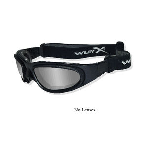 WILEY X SG-1 Frame Only with Accessories Matte Black