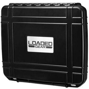"""BARSKA HD-10 Tablet/E-Reader Case 8.86""""x 1.38""""x 10.71"""" Lockable Polymer Black BH11954"""