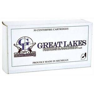Great Lakes .357 MAG 125 Grain CMJ 50 Round Box