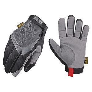 Mechanix Wear Men's Utility Work Glove X-Large Black/Grey