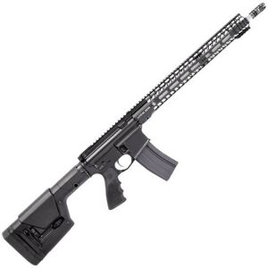 """Stag Arms STAG-15 Valkyrie Semi Auto Rifle .224 Valkyrie 18"""" Stainless Steel Heavy Barrel 25 Rounds Stag-15 M-LOK SL Freefloat Handguard Magpul Fixed Rifle Stock Black"""