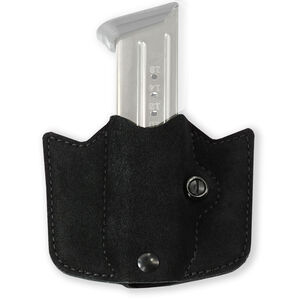 Galco PMC Pocket Magazine Carrier Most Beretta Double Stack Magazines Leather Black
