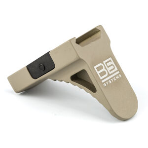 B5 Systems GripStop Mod 2 AR-15 Picatinny Style Hand Guards Aluminum FDE