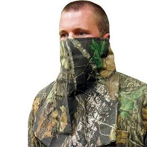Primos Ninja Cotton 1/2 Mask Mossy Oak New Break Up Camo 527