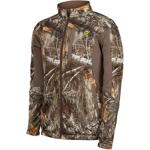 Scent Blocker Men's Knockout Jacket X-Large Moisture Wicking Realtree Edge Camo