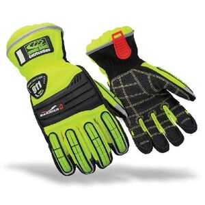 Ringers Gloves ESG Barrier One High Visibility Gloves 2 Extra Large
