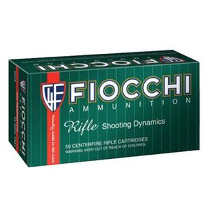 Fiocchi Rifle 7mm-08 Rem 139 Grain SST 20 Round Box