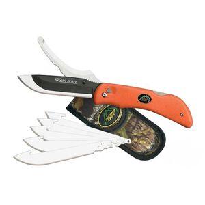 Outdoor Edge Razor-Pro, 6 Blades Orange