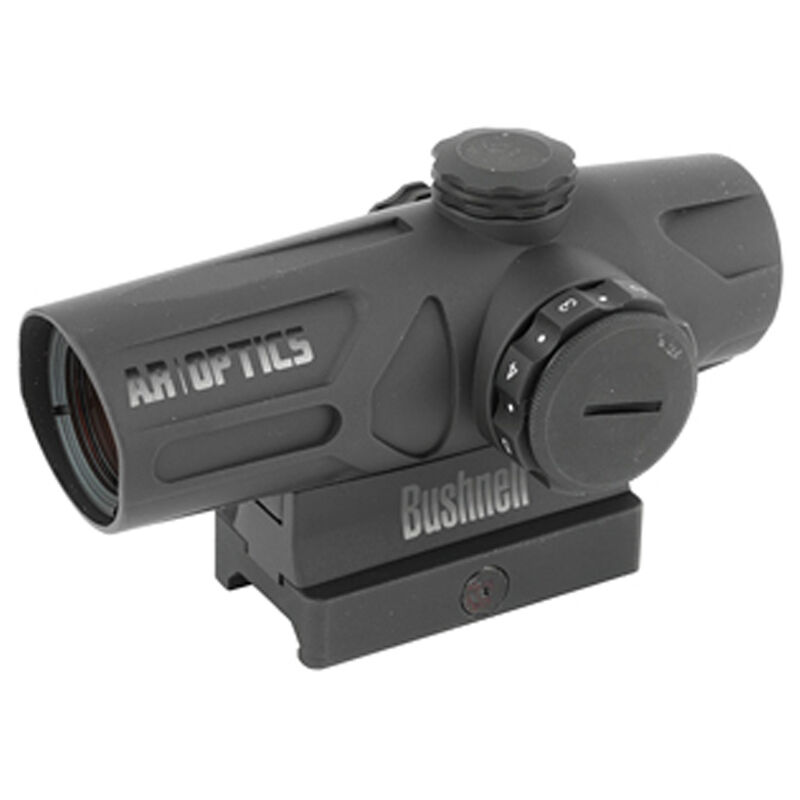 Bushnell AR Optics Enrage Red Dot 35mm Tube 2 MOA Dot 8 Brightness Settings High Rise Mount Matte Black