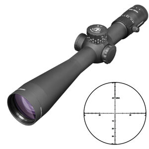 Leupold Mark-5HD 5-25x56 Rifle Scope Illuminated PR-1MOA Reticle 35mm Tube .25 MOA Adjustment First Focal Plane Matte Black Finish