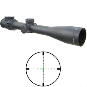Trijicon AccuPoint 2.5-12.5x42 MIL-Dot Green Reticle 30mm Black TR26-C-200110