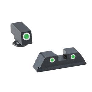 AmeriGlo Classic 3 Dot Tritium Night Sight For GLOCK