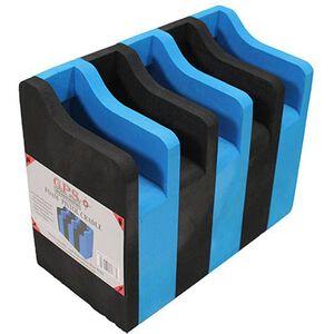 G Outdoors 5 Pistol Soft Cradle Holder Black/Blue