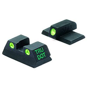 Meprolight Tru-Dot Night Sights Kahr K9/K40 Fixed Green/Green Steel 15120