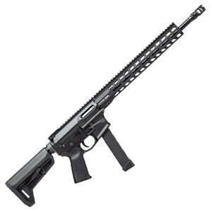 "Stag Arms PXC-9 9mm Luger AR15 Style Semi Auto Rifle 16"" Barrel 32 Rounds Black"