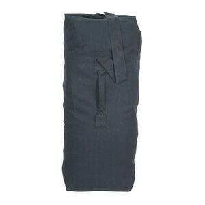 "Fox Outdoor GI Style Top Load Duffle Bag 25""x42"" Black 40-16"