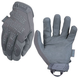 Mechanix Wear Original Wolf Grey Glove Size Large Grey