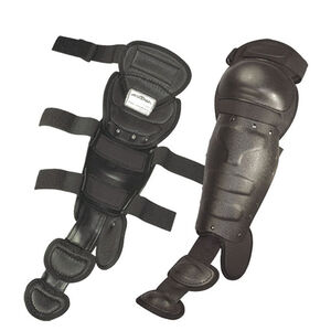 Monadnock EXOTECH Hard-Shell Shin Gaurds Fits Extra Smal to Small