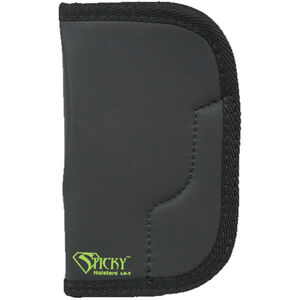 Sticky Holsters LG-5 Holster for Large Frame Revolvers Ambidextrous Black
