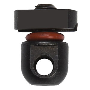 Samson Manufacturing Evolution Series Bipod Mount Harris Style Stainless Steel Matte Black Finish