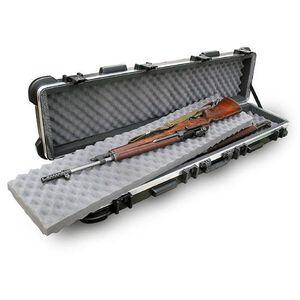 """SKB Sports Double Rifle Case, 50"""", Wheeled, Black"""