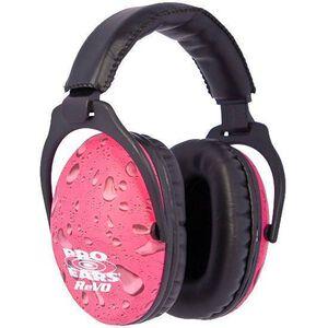 Pro Ears ReVO Hearing Protection Passive Ear Muff Pink PE26UY016