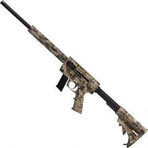 """Just Right Carbine Takedown Combo Semi Auto Rifle .45 ACP 17"""" Barrel 13 Rounds with Sling Pack Tube Style Forend Kryptek Highlander"""