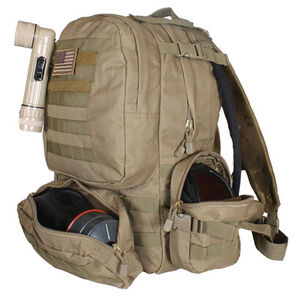 Fox Outdoor Advanced Hydro Assault Pack Coyote 56-378