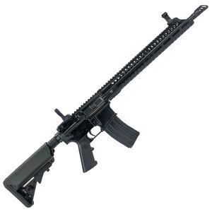 "Diamondhead Model 5 5.56 NATO AR-15 Semi Auto Rifle 16"" Barrel 30 Rounds VRS T-556 Fee Float M-LOK Hand Guard Collapsible Stock Matte Black"