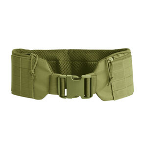 Voodoo Tactical Padded MOLLE Gear Belt Nylon Large/XL Coyote 20-9311007329