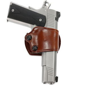 Galco Yaqui Belt Slide Holster Multiple Fit Right Hand Leather Tan YAQ212