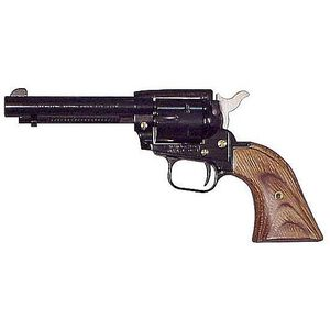 "Heritage Big Bore Rough Rider Revolver .45 Colt 4.75"" Barrel 6 Rounds Cocobolo Grips Blue Finish RR45B4"