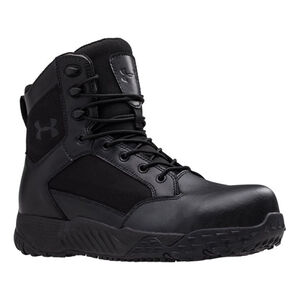 Under Armour Stellar 2E Wide Tactical Boot 8 Black