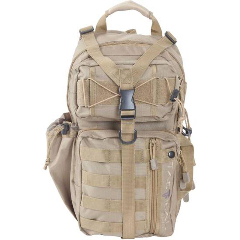 """Allen Light Force Tactical Sling Pack 18""""x9.75""""x7.5"""" Tan"""