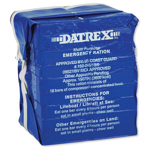 5IVE Star S.O.S. Emergency Food Ration Bars 18 Pack