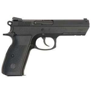 "TriStar T120 Semi Automatic Pistol 9mm Luger 4.7"" Barrel 17 Round Capacity Polymer Grips Blued Finish 85099"
