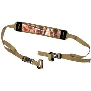New Archery Products Apache Bow Sling Quick Disconnect Paded Nylon APG Camo 60780