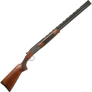 "Dickinson Greenwing 12 Gauge Over/Under Shotgun 28"" Barrels 3"" Chamber Ejectors Turkish Walnut Stock Blued Receiver"