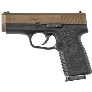 "Kahr Arms CW9 9mm Luger 3.6"" Barrel 7 Rounds  Burnt Bronze"