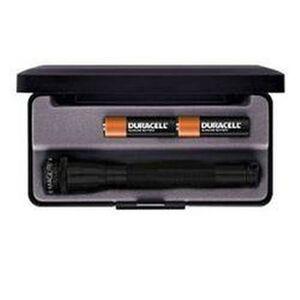 MagLite 2 Cell AA LED Mini Maglite Presentation Box Black SP22017